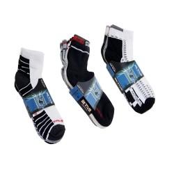 Aktive Sports Socks Bundle of 3 (1A) image here