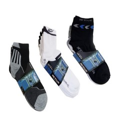 Aktive Sports Socks Bundle of 3 (4A) image here