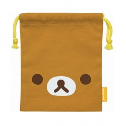 Rilakkuma Drawstring Bag (CS61401) image here