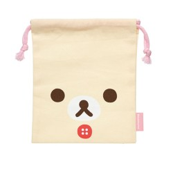Korilakkuma Drawstring Bag (CS61501) image here