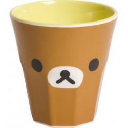Rilakkuma, Melamine Cup, Brown, KY24401 image here