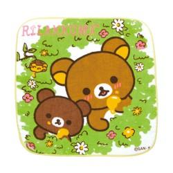 Rilakkuma New friends theme Petit Towel image here