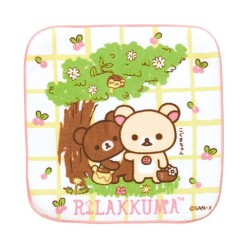 Rilakkuma,Korilakkuma New friends Petite Towel,CM64802 image here