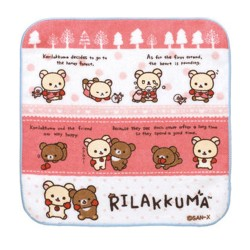 Rilakkuma and Korilakkuma Glove Mini Towel (CM70702) image here