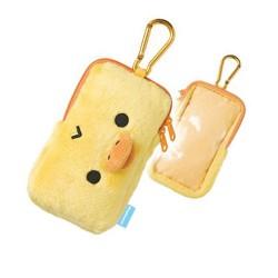 Rilakkuma,Kiiritoiri Plush Doll Smartphone Pouch (CT27201) image here