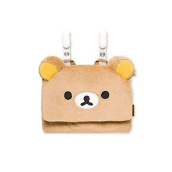 Rilakkuma Plush Doll Pocket Pouch (CT63501) image here