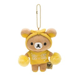 Rilakkuma Cheerleader Hanging Plush Yellow (MR09001) image here