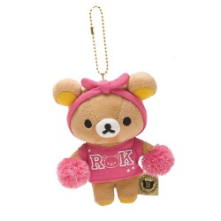 Rilakkuma, Cheerleader Hanging Plush, Pink, MR09201 image here