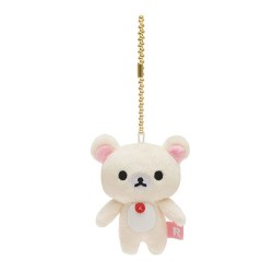 Rilakkuma,Korilakkuma Mini Plush Cleaner (MR80201) image here