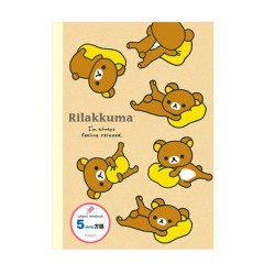 Rilakkuma Notebook (NY82901) image here