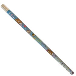 Rilakkuma, Zodia Sign Pencil Pisces, Blue, PN75012 image here
