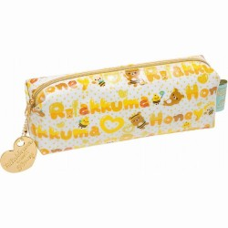 Rilakkuma Honey & Smile Series Pen Pouch (PY27001) image here