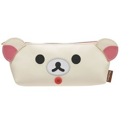Korilakkuma Face Pencil Case (PY49001)  image here