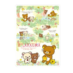 Rilakkuma Happy Tree Writing Mat (ST85501) image here