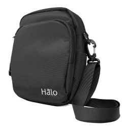 "Halo Perry Sling Bag 8""-Blk image here"