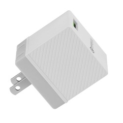 AD20-Hoco Haoke Qc3.0 Charger(C23)-Wht image here