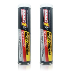 MAG 1 Super Lithium EP Moly Grease 14oz 397g PN733 image here