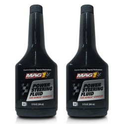 MAG 1 Power Steering Fluid for Honda 12oz (354ml) PN60211 (Pack of 2) image here