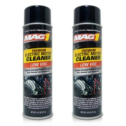 MAG 1 Premium Electric Motor Cleaner 19oz (411g) PN445 (Pack of 2) image here