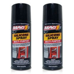 MAG 1 All Purpose Silicone Spray 10.5oz (310ml) PN440 (Pack of 2) image here