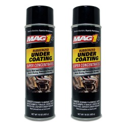 MAG 1 Rubberized Undercoating 16oz (473ml/453g) PN432 (Pack of 2) image here