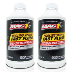 MAG 1 Radiator Fast Flush 12oz (354ml) PN331 (Pack of 2) image here