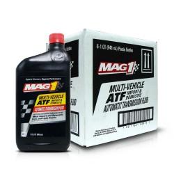 MAG 1 Multi-Vehicle Universal Automatic Transmission Fluid 1qt (946ml), 1 case of 6qts PN#915 image here