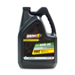 MAG 1 80W90 GL-5 Gear Oil 1gal (3.785) PN#826 image here