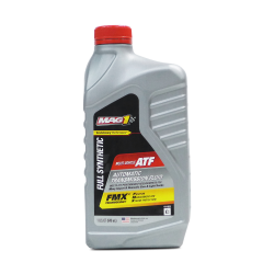 MAG 1 Full Synthetic Multi-Vehicle Universal Automatic Transmission Fluid 1qt (946ml) PN#62555 image here
