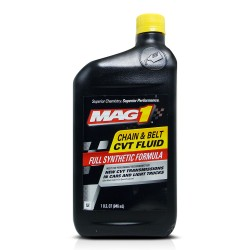 MAG 1 Full Synthetic Continuously Variable Transmission (CVT) Fluid 1qt (946ml) PN#63318 image here
