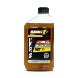 MAG 1 10W30 API SN Full Synthetic Oil for Gasoline Engines 1qt (946ml) PN#61788 image here