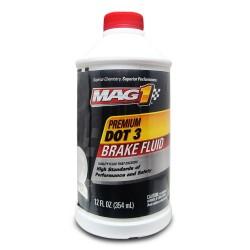 MAG 1 DOT-3 Premium Brake Fluid 12oz (354ml) PN#122 image here