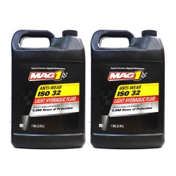 MAG 1 Anti-Wear ISO 32 Hydraulic Oil 1 gal PN#326 (pack of 2) image here