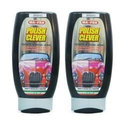 Ma-Fra Polish Clever car polish, 125ml HN041 pack of 2 image here