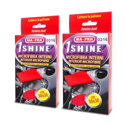 Ma-Fra Panno 1Shine Interni Microfibre for Interiors O316 (Pack of 2) image here