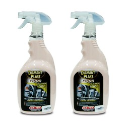 Ma-Fra Diamant Plast Four Polish for Interior & Exterior 1L HO231 (Pack of 2) image here