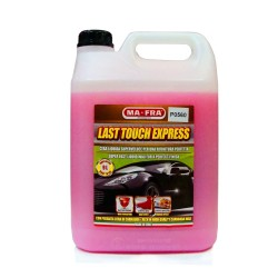 Ma-Fra Last Touch Super Fast Liquid Wax 4.5L PO560 image here