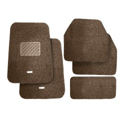 Floorguard Coil Mat w/ Spike Back 5pcs/set, Beige, #FGM-108-BE image here
