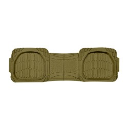 Floorguard PVC/NBR Rubber High Side Mat 1pc for Rear, Beige #FM15-1809P-3R-BE image here