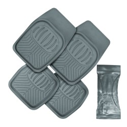 Floorguard NBR Rubber High Side Mat 5pcs/set, Grey #FGM-5580-5GY image here