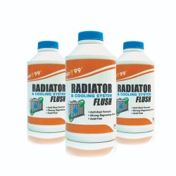 PRO-99 Radiator & Cooling System Flush 354ml PRF-4005, pack of 3 image here