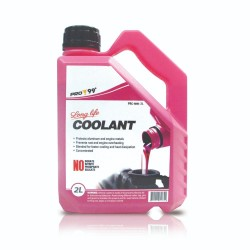 PRO-99 Long Life Radiator Coolant (Pink) 2L PRC-4041-2 image here