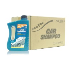 PRO-99 Concentrated Car Shampoo 1L PCS-5004-1L, box of 12 image here