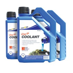 PRO-99 Long Life Radiator Coolant (Blue) 1L PRC-4023-1, pack of 3 image here