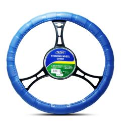 Trenz Steering Wheel Handle Cover 38cm Diameter TSHC-H683-38-BL image here