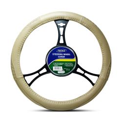 Trenz Steering Wheel Handle Cover 38cm Diameter TSHC-H625-38-BE image here