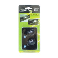 "Trenz Wiper Stand with ""TRENZ"" logo Black TWS-Y102 BK image here"
