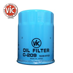 VIC Filters,VIC Oil Filter C-209 image here