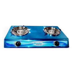 Moeder Double Burner Stove image here