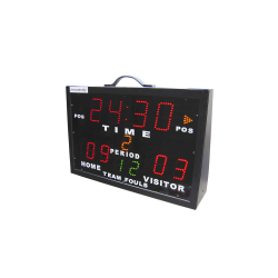 Tronix Portable Electronic Scoreboard image here